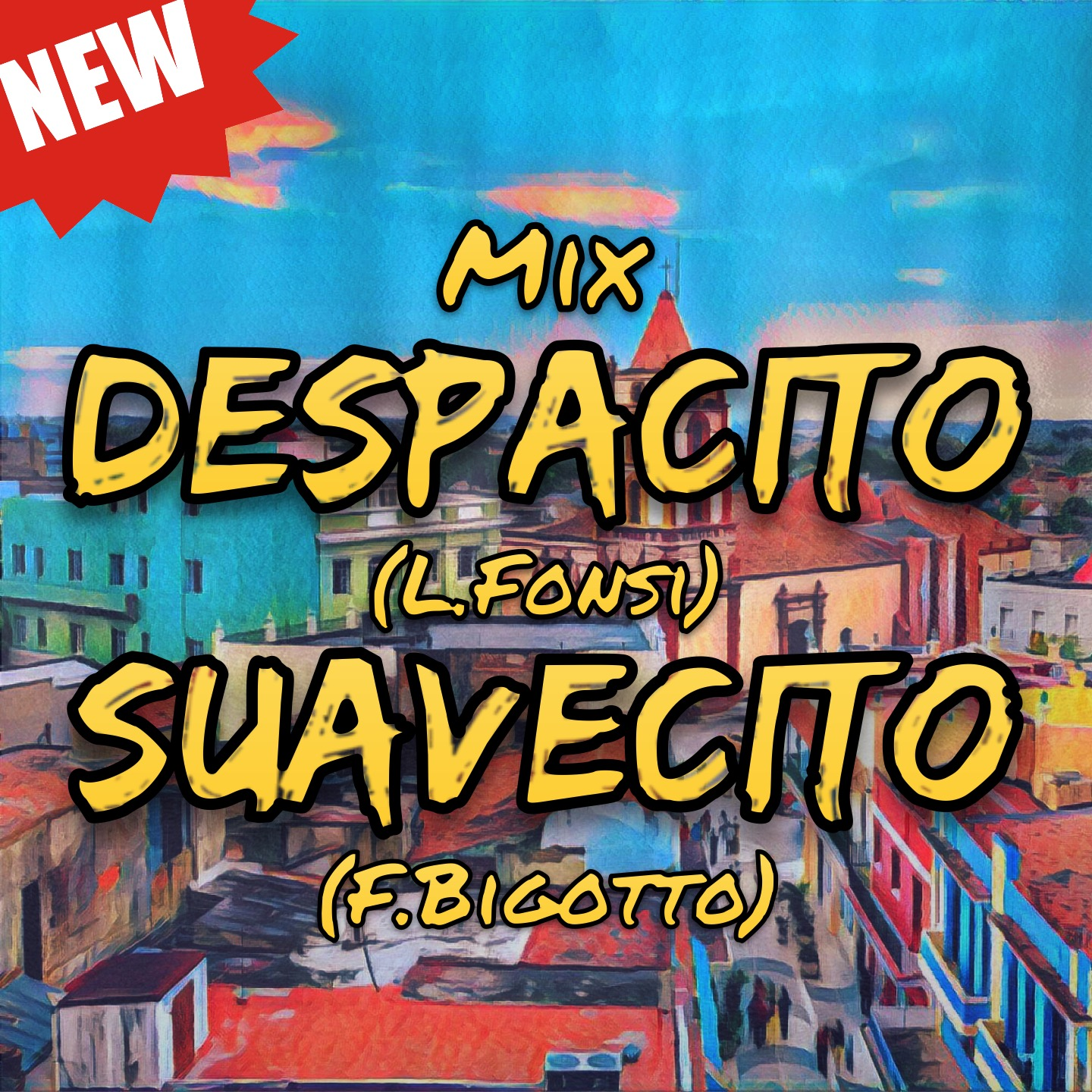 Mix Despacito - Suavecito